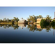 Murray River Dreaming - Psych Pumps Photographic Print