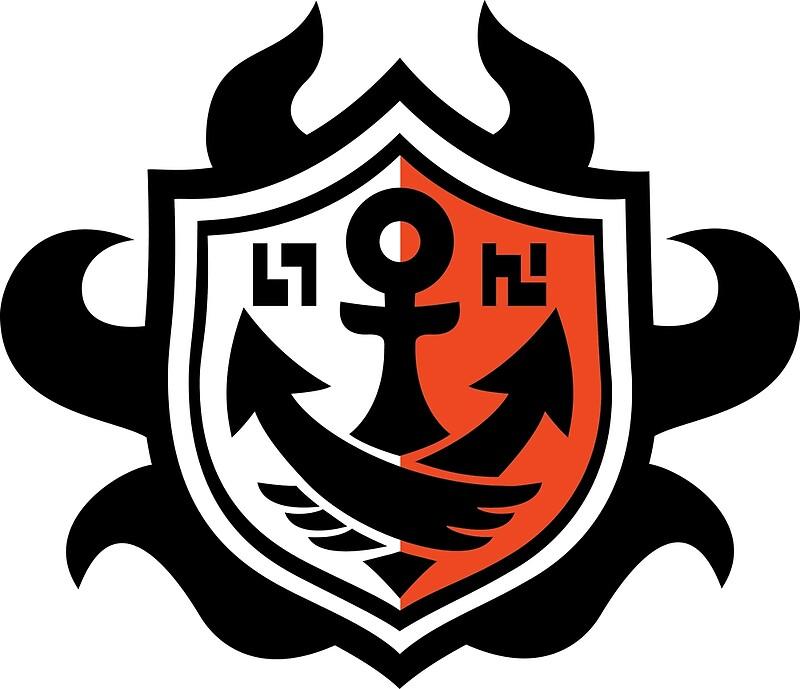 quotsplatoon squidforce ranked battle shieldquot metal prints by