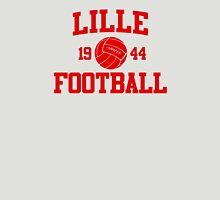 Lille Football Athletic College Style 2 Gray Unisex T-Shirt