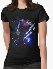 Electri-City 2 Womens Fitted T-Shirt
