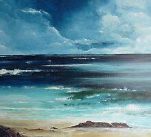 Rocky Beach by Shelagh Linton
