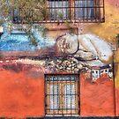 El Niño paints El Niño by Chris Allen