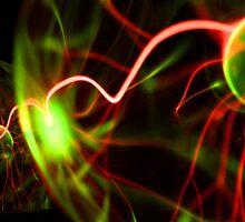 Alien Plasma Ball by miall