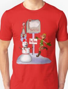 Joyful Greetings .. christmas tee T-Shirt