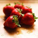 Strawberry Fields Forever #1 by Pirostitch
