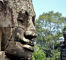Holiday In Cambodia by Snapperman