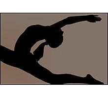 Photography Yoga salutation Photographic Print