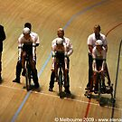 UCI Track Cycling World Cup Melbourne by Elena Martinello
