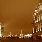 Red square by CharlyBoy