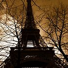 Miss Eiffel Tower by CharlyBoy
