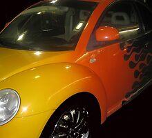 Drive My Bug by Linda Miller Gesualdo