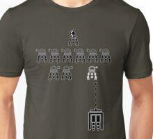 Delusional DALEK Invaders Unisex T-Shirt