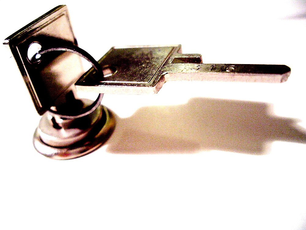 Key to Lock by Daniel Weeks
