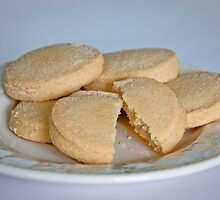 Scottish Shortbread by AlexSaunders