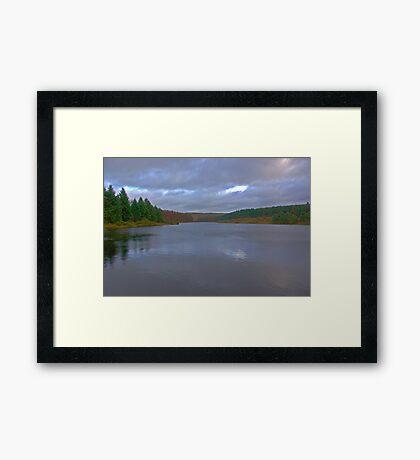 Cod Beck Reservoir Framed Print