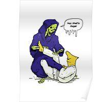 Gelatin Choke - Reaping the Reaper Poster