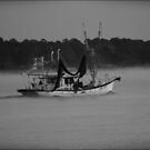 The Ghost Ship by cdfletcher