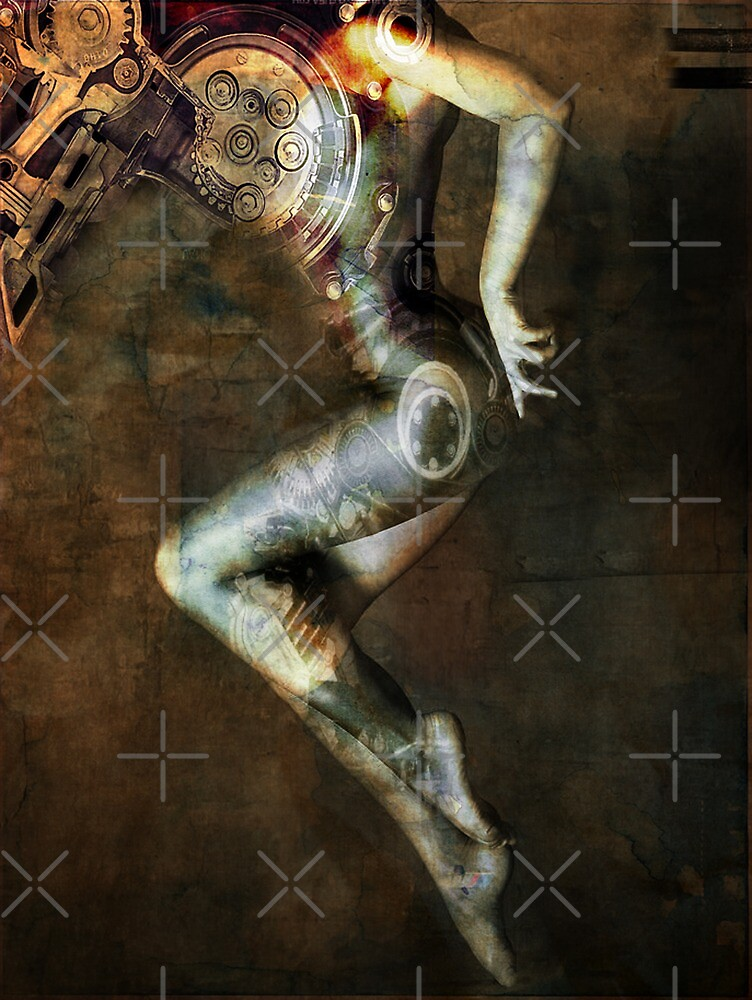 Second Skin by Orlando Rosado