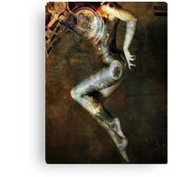 Second Skin Canvas Print