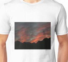 Burning Sky Unisex T-Shirt