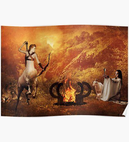 Sagittarius (2) Poster