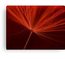 Charged in Red One Canvas Print