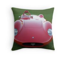 1958 Maserati 450 S Throw Pillow