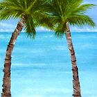 Palm Tree 2 by Shelagh Linton