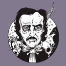 Poe Tee  by Anita Inverarity