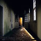 Hellingly Asylum England by Alan Black