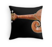 Mellifluous Mandolin © Throw Pillow