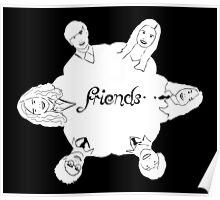 Luna's friends Poster