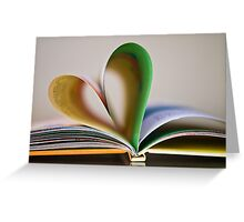 i heart you ❤ Greeting Card