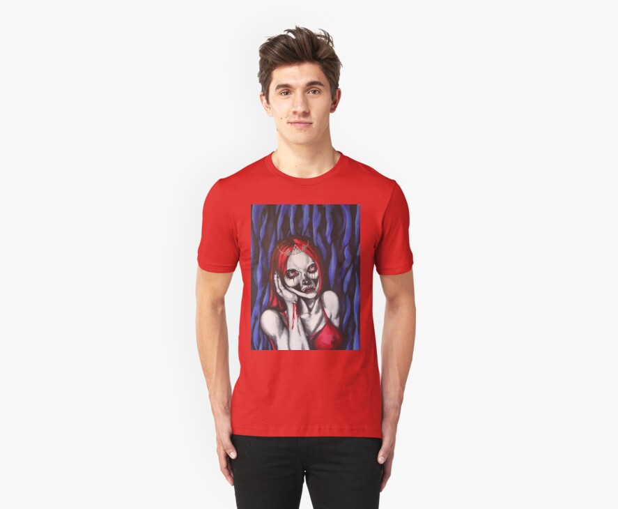 Drama Queen shirt by Jeremy McAnally