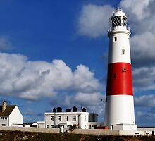 Portland Bill Lighthouse by Susie Peek
