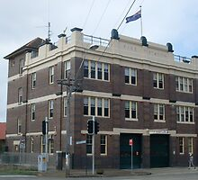 Manly 24 Fire Station by roybob