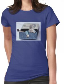 A Perfect Match Womens Fitted T-Shirt