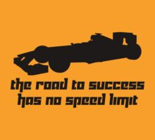 The road to success has no speed limit 2 by gruml