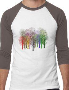 Forest View T-Shirt Men's Baseball ¾ T-Shirt