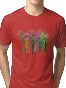 Forest View T-Shirt Tri-blend T-Shirt
