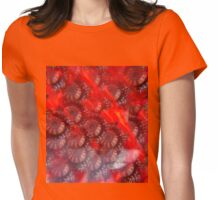 Wild Poppy Serie n°3 Womens Fitted T-Shirt