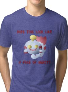 Chimecho - Face of Mercy Tri-blend T-Shirt
