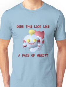 Chimecho - Face of Mercy Unisex T-Shirt