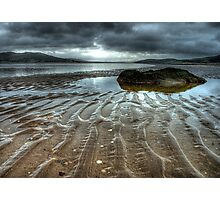 Croc of the Lough (to ya!) Photographic Print