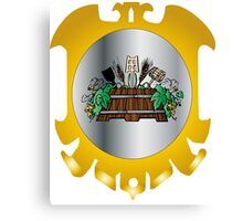 Guild of Brewers Canvas Print