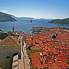 *Dubrovnik view* by imagic