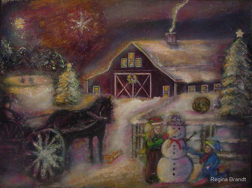 Star of Bethlehem by Regina Brandt