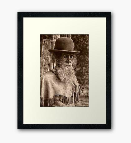 Wagon Master Framed Print