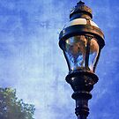 Waiting for the old lamp lighter..... by DaveHrusecky