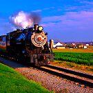 Choo Choo Number 90-Strasburg Railroad by BigD